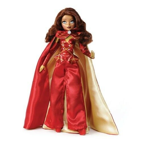 MARVEL FAN GIRL  IRONMAN INSPIRED DOLL MADAME ALEXANDER ALEXANDER ALEXANDER COLLECTION 26c4d0
