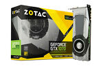 ZOTAC NVIDIA GeForce GTX 1070 8gb Founders Edition