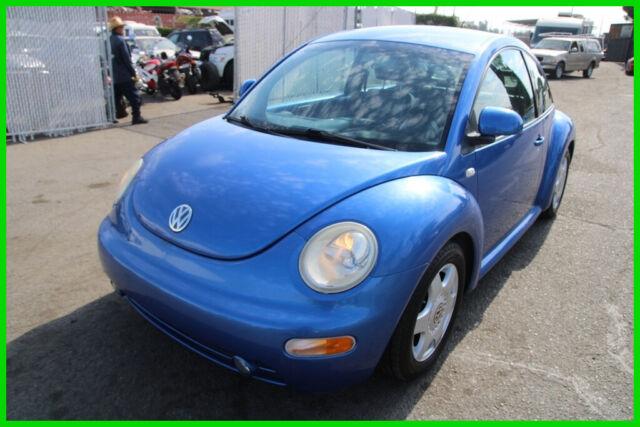 1999 Volkswagen Beetle-New GLS 2dr Coupe