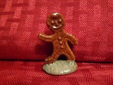 Wade England Nursery Rhymes Gingerbread Man Figurine Ginger Bread
