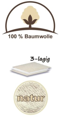 "M = 85-90 C D E F G Baumwoll-BH-Einlage /""UBSSy/"" Gr"