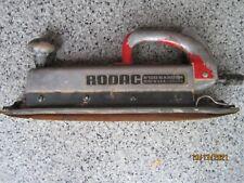 Vintage Rodac 8100 Straight Line Pneumatic Sander