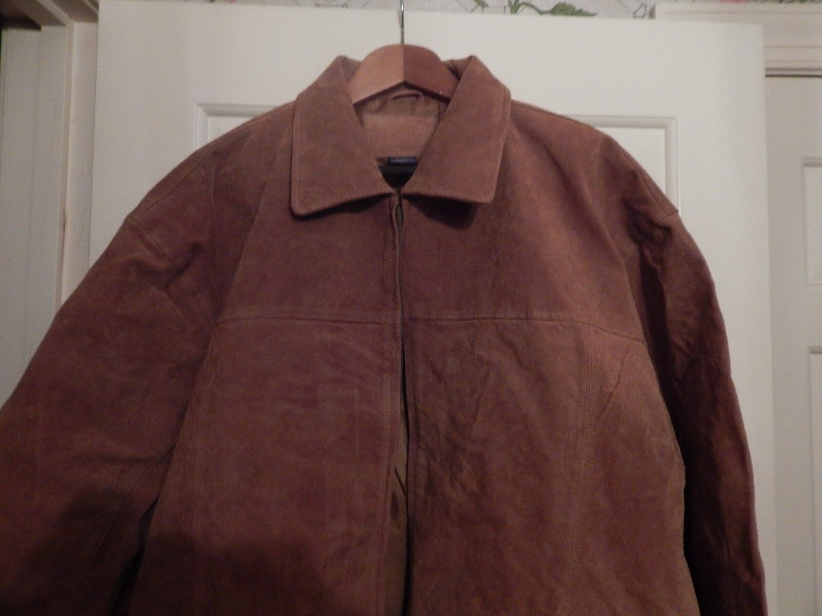 Woman harbor bay 100% leather coat new with tags 2xl