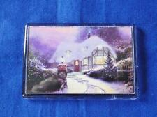 CHRISTMAS COTTAGE FRIDGE MAGNET