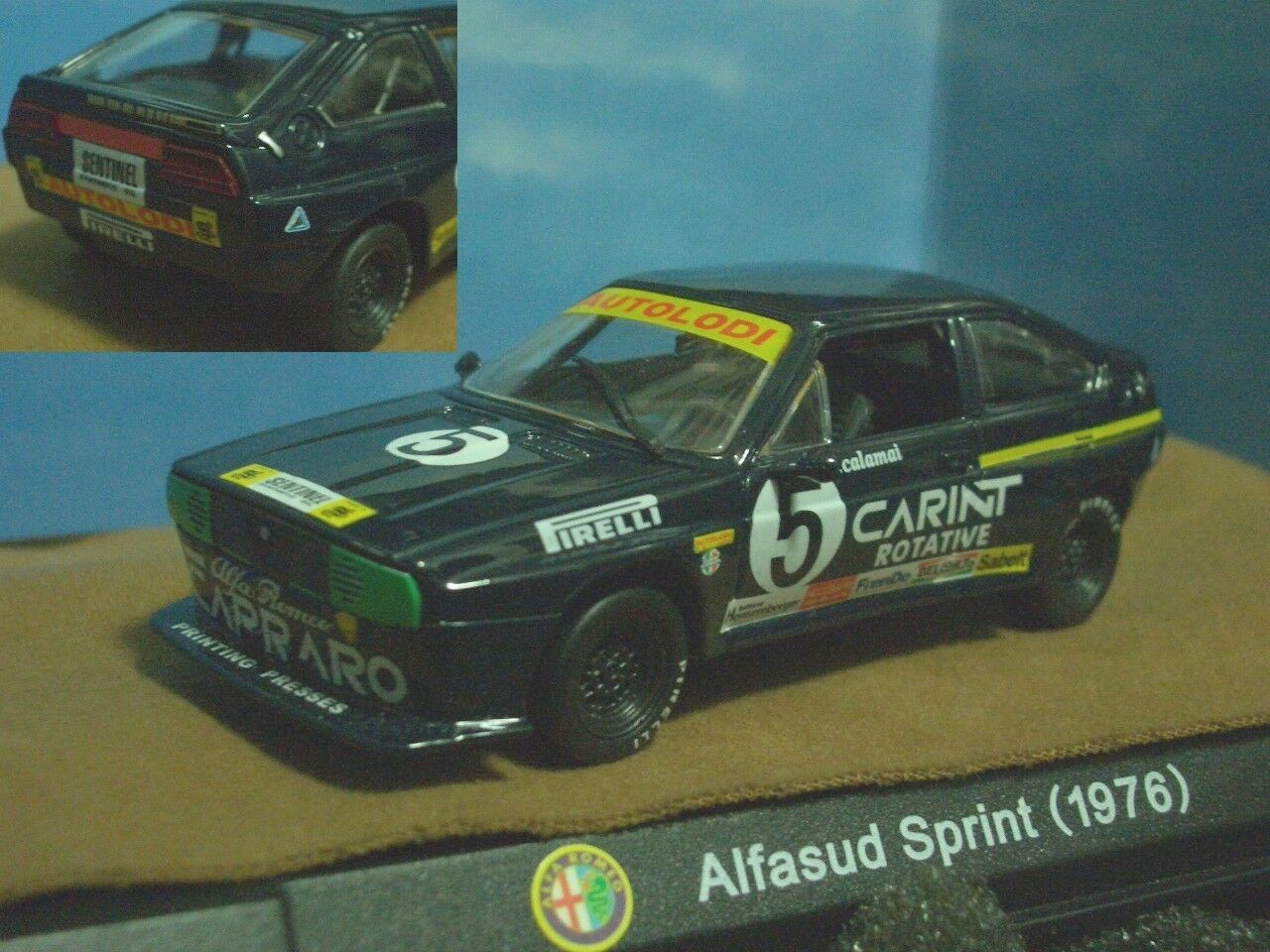 1 43 Alfa Romeo Alfasud Sprint (1976) Diecast