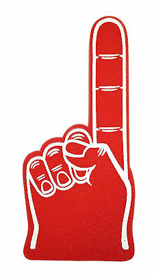 #1 Foam Finger, 18""