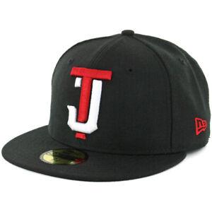 New-Era-5950-Toros-de-Tijuana-Official-034-TJ-034-Fitted-Hat-Black-LMB-Cap