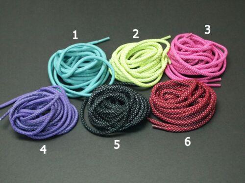 "DMG Laces 160cm 64/"" Rope 3m reflective Laces for  lbj Lebron 11 12 13 Kobe"