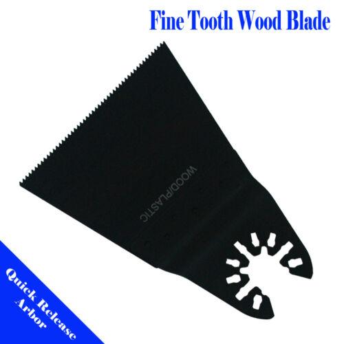 15 Saw Blade Oscillating Multi Tool Fein Bosch Dewalt Porter Cable Dremel Makita
