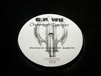 "G.P. Wu Party People / Chamber Danger 12"" Single NM MCA8P-3942 1997 PROMO"