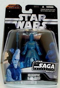 Star Wars Saga 2006 Ki-Adi-Mundi Holographic #027