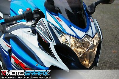 Suzuki GSXR 1000 2009 Motografix Motorcycle 3D Gel Paint Protection Number Board