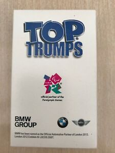 Adroit Bmw Top Emporte Sur Londres 2012 Jeux Paralympiques Official Promo Sponsor - (new & Sealed)-afficher Le Titre D'origine