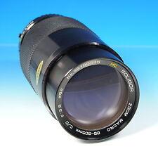 Soligor MC Zoom Macro 85-205mm/3.8 C/D Objektiv lens für Minolta MD - (6178)