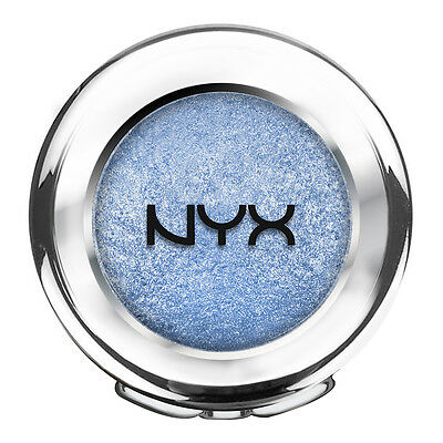 NYX Prismatic Eye Shadow PS08 Blue Jeans ( Cobalt blue with silver shimmer )