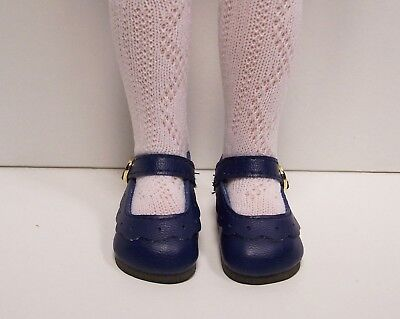 "SKY BLUE Basic Doll Shoes For Tonner 14/"" Betsy McCall DEBs"