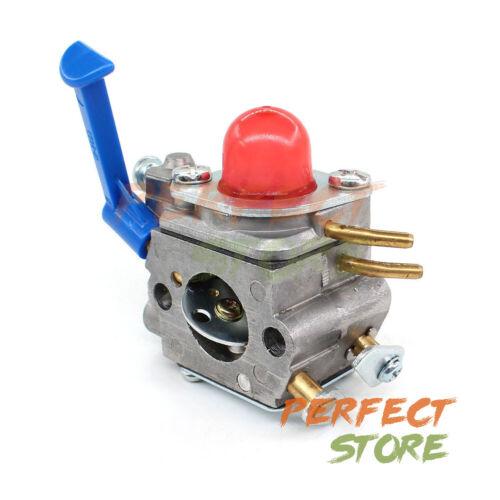 Carburateur pour Husqvarna 124 C 125 L 125E déligneuse Également appelé Zama C1Q-W31B Poulan 545006060