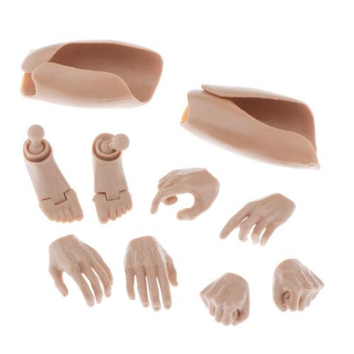 1:6 Men/'s Rude Body Movable Joints Articulation 12/'/' Action Figure Sculpture