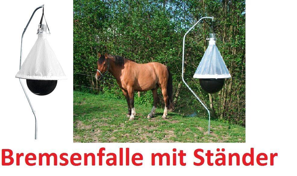 Kerbl Horsefriend Caso di Freno Trappola Mosche senza Gift Non Tossico Cavallo