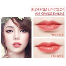 PONY EFFECT Memebox Shine Easy Glam Blossom Lip Stick #03ORANGE DAHLIAS
