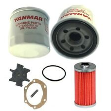 Genuine Yanmar 2gm20 Oil Filter 119305-35151