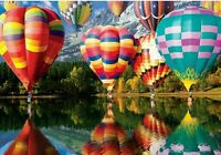 Buffalo Games balloons In Flight 2000 Pieces Jigsaw Puzzle Brand Sealed