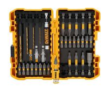 DEWALT MAXFIT Magnetic Screwdriving Set Drill Driver Bits w Screw Lock 32 Piece