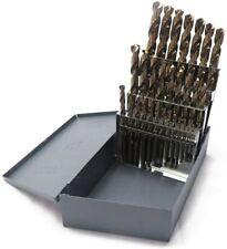 Hout Index Drill Bit Set M42 Cobalt Fractional 116 12 29pcs
