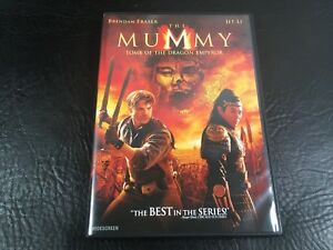 The Mummy Tomb Of The Dragon Emperor 2008 Dvd 25195040365 Ebay