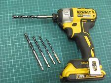 Dewalt DT90237 Tri Flûte Impact Prêt Auger Bit Ensemble 3 pièces Stubby 16 20 25 mm