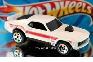 2018 Mustang Mach 1 >> Details About 2018 Hot Wheels Multi Pack Exclusive Ford Mustang Mach 1 White