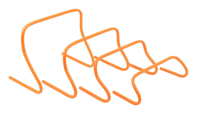 Set VINEX con sei ostacoli per esercizi di coordinazione 16 cm 22 cm 30 cm 40 cm