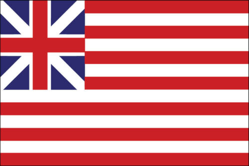 Grand Union Nylon Flag Made in the U.S.A.