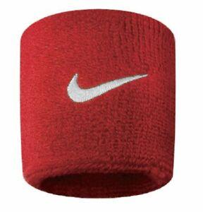 Nike HeadBand Sports Swoosh Men/'s Women/'s Tennis Basket Ball Desert Orange//White