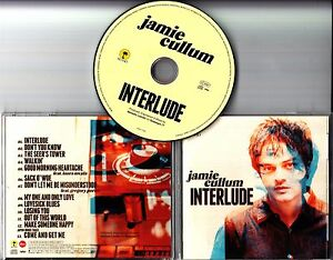 JAMIE-CULLUM-Interlude-2014-Japanese-13-track-promo-sample-CD-Gregory-Porter
