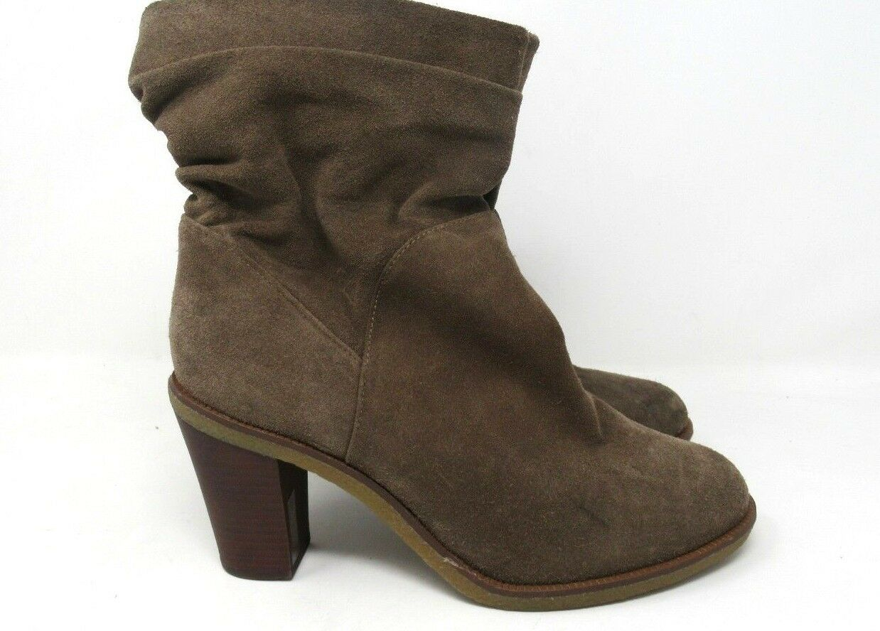 Vince Camuto Slouch Ankle Boot Boot Boot in Brown Size  6.5 391492