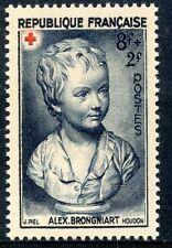 STAMP / TIMBRE FRANCE NEUF N° 876 * CROIX ROUGE / PORTRAIT DE BRONGNIART