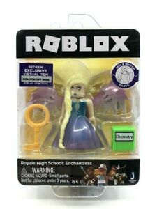 Royal High School Incantatrice roblox ACTION FIGURE CON CODICE virtuale,