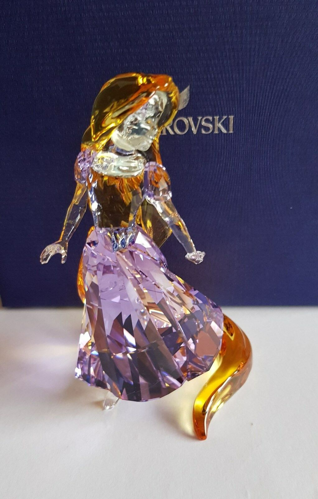72f3ebbf1932 Swarovski Crystal Disney Rapunzel Art No 5301564 for sale online