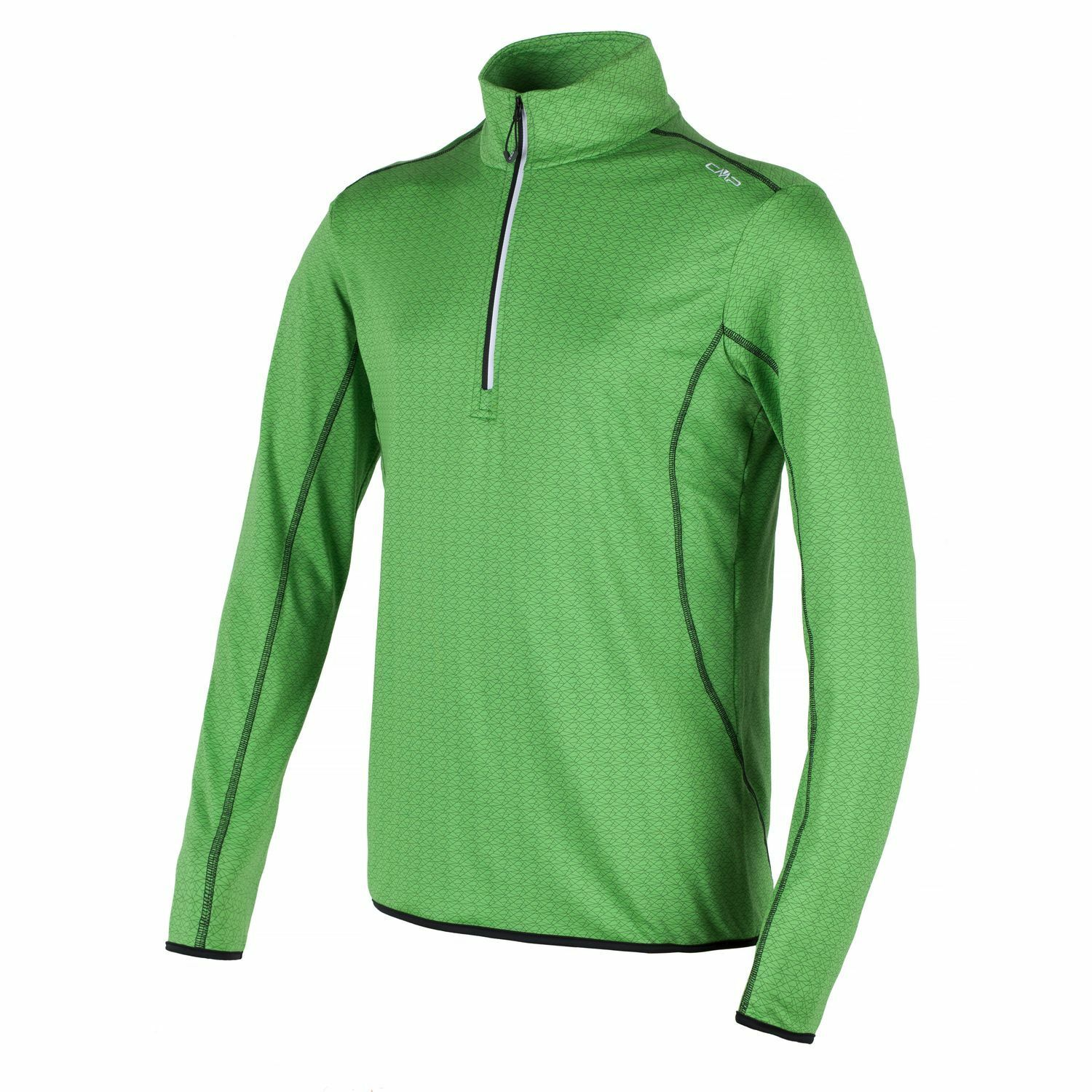 CMP Sweatshirt Function Top  Sports Shirt Light Green Softech Stretch  no tax