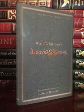 Leaves of Grass by Walt Whitman 150th Anniversary New Hardcover Breaking Bad