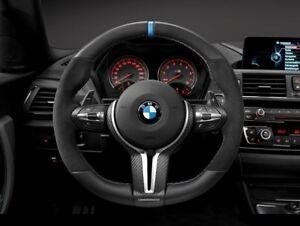 orig-BMW-M-Performance-Lenkrad-Pro-Abdeckung-Carbon-Lenkradblende-M3-M4-5er-6er