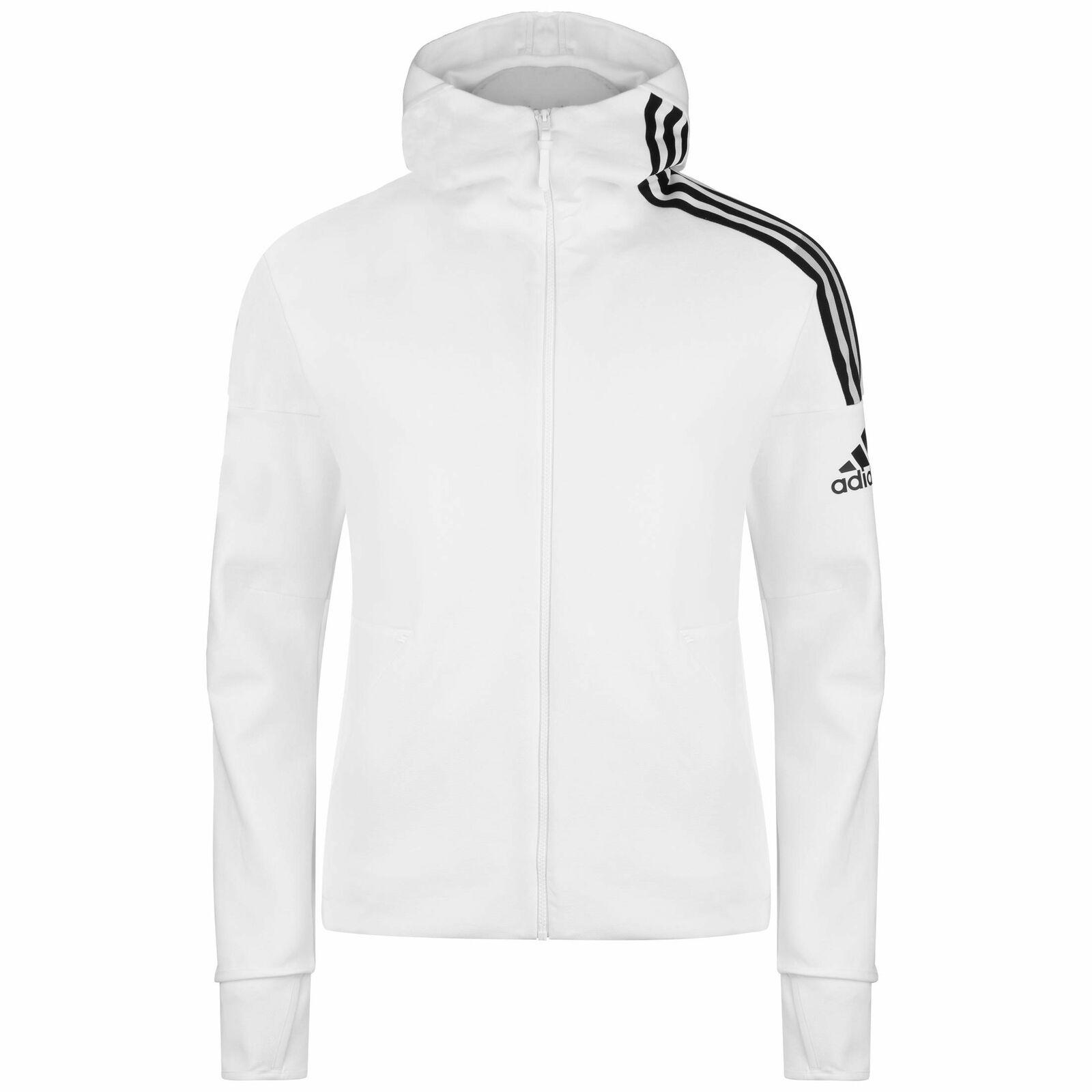 Adidas Performance Z.N.E. 3-Stripes Kapuzensweatjacke Herren NEU Hoodie