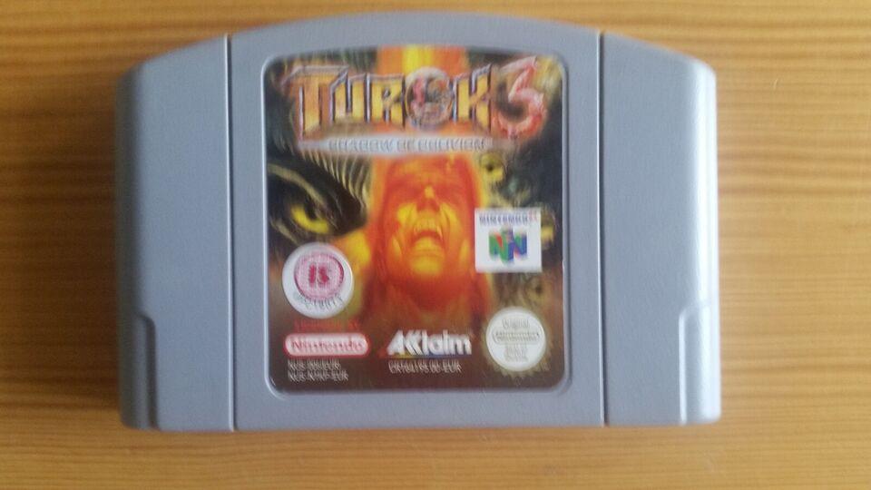 Turok 3: Shadow of Oblivion, N64, FPS