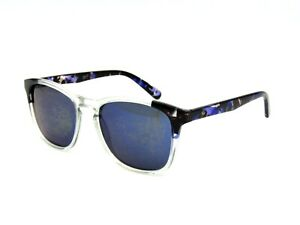 Sperry Top Sider Crystal Cove Polarized Sunglasses, 02 Crystal Blue / Blue #61I