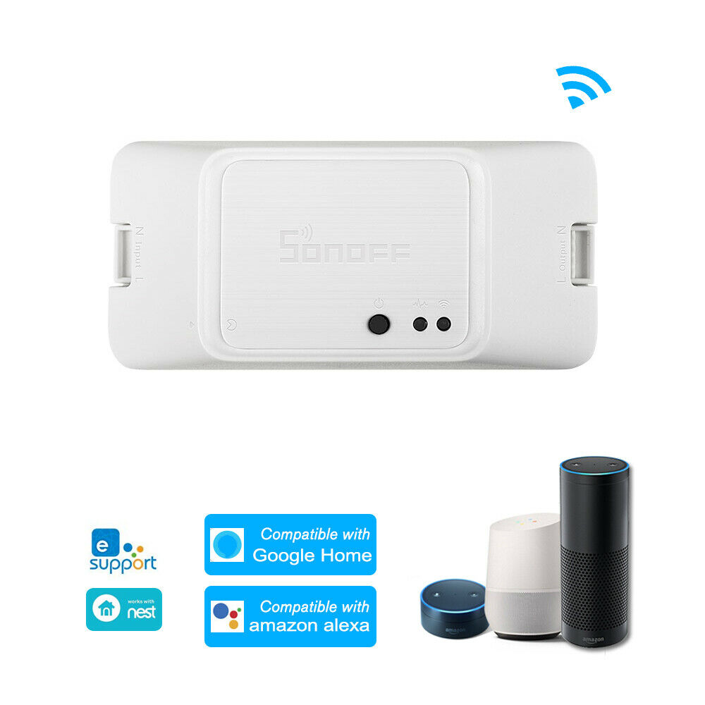 Wireless switch Sonoff