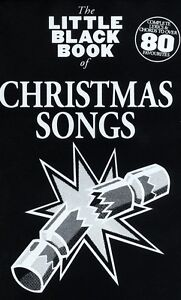 Little Black Book Of Christmas Songs Guitar* Low Price Contemporary Musical Instruments & Gear