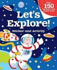 Let's Explore! Sticker and Activity by Little Bee Books (Paperback / softback, 2016)