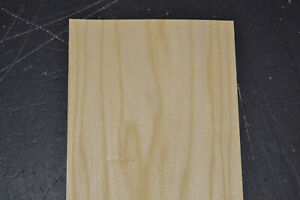 Maple Raw Wood Veneer Sheets 6 x 43 inches 1//42nd Thick
