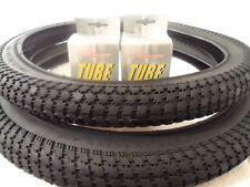 "SET 20""x 2.30"" BMX Tires + Tubes Bike Bicycle 1Pair Street Jump Tires 20x2.30"